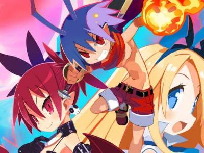 The long awaited Disgaea 1 remaster will launch on October 9 on PS4 and Switch