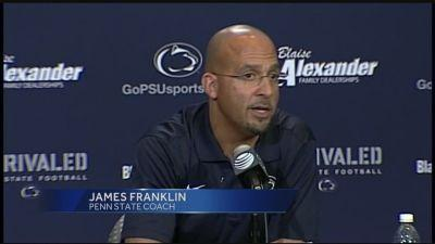 Penn State votes to extend James Franklin's contract for $5.8M a year