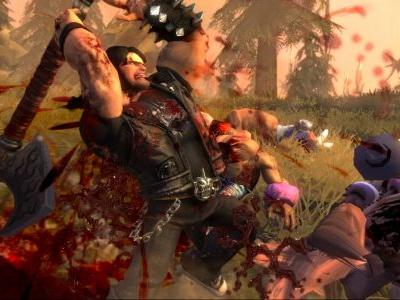 Humble's giving away Brutal Legend for free right now
