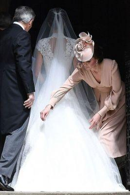 Pippa Middleton's Complete Wedding in PhotosFrom Kate adorably