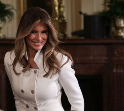 Melania Trump to meet with Prince Harry, Canadian PM in 1st solo trip as first lady