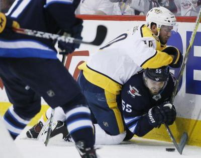 Predators blank Jets to force Game 7
