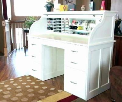 20 Beautiful White Desk with Shelves Pictures