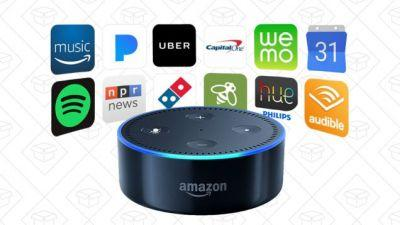 Get Dad An Echo Dot For $10 Off, Today Only