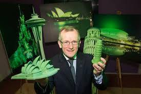 For St Patrick's Day 2018, Tourism Ireland unveils this year's greenings!