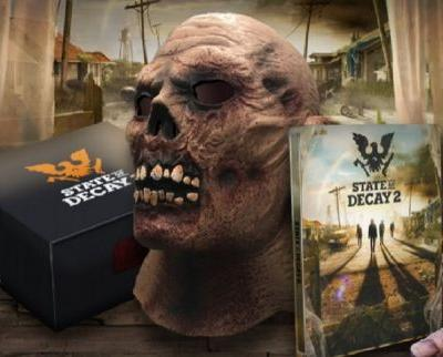 Fulfill your dream of being a Scooby-Doo villain with State of Decay 2 Collector's Edition