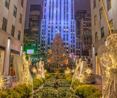 How to Spend a Christmas Weekend in NYC