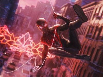 Marvel's Spider-Man: Miles Morales looks phenomenal in PS5 gameplay