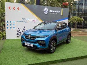 Renault Kiger Deliveries Officially Commence