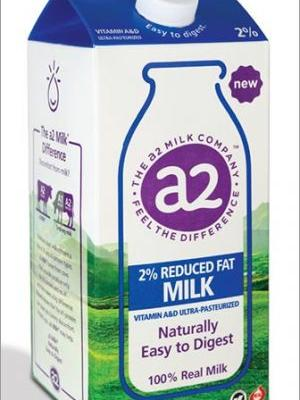 Does A2 milk relieve GI distress?