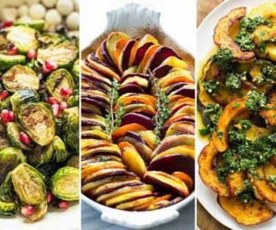 10 Best Side Dishes to Serve with a Holiday Roast