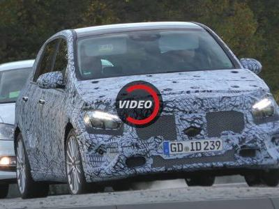 Scoop: Mercedes-Benz Is Making A New 2019 B-Class Too