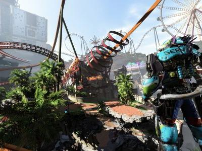The Surge heads to an amusement park for its upcoming expansion, A Walk in the Park