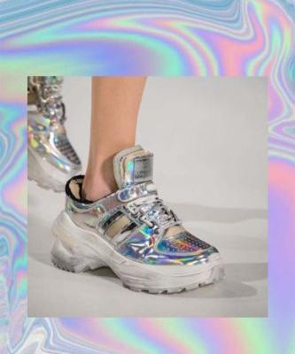 All hail Maison Margiela's sci-fi sneakers for AW18