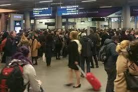 London and Luton rail services now operative post disruption