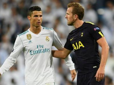 Cristiano Ronaldo 'a big role model' for Spurs star Kane