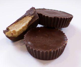 Low Carb and Sugar Free Peanut Butter Cups