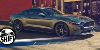 Why We Didn't Get The 2018 Ford Mustang At The Detroit Auto Show Press Days