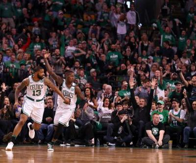Watch the wild finish that sent Bucks-Celtics into overtime