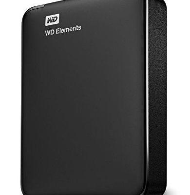 Deal: WD 2TB Portable External Hard Drive For $59.99 - 09/13/2017