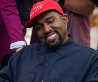 """Kanye West Designs """"Blexit"""" Merch Urging Black Voters to Leave Democratic Party"""