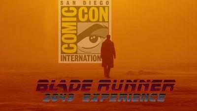 Comic-Con Gallery: Enter the SDCC Blade Runner 2049 Experience