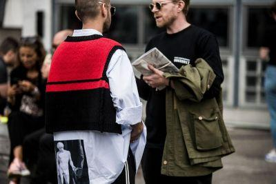 Streetstyle at Copenhagen Fashion Week Was Bold and Unapologetic