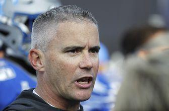 AP Sources: Florida State introducing Norvell as new coach