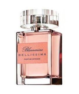 Peachy Powdered Femininity: Bellissima Parfum Intense by Blumarine