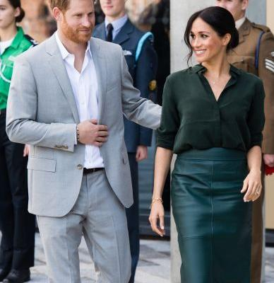 Will Prince Harry and Meghan Markle's baby be a prince or princess?