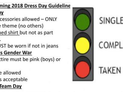 Middle School Asks Students To Dress According To Their Relationship Status