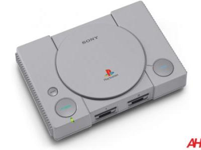 PlayStation Classic Delivers A Dose Of Nostalgia For $20