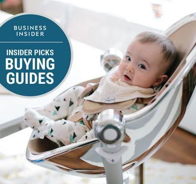 The best high chairs you can buy