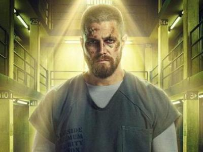 Oliver Tries to Survive in Prison in New Arrow Season 7 Trailer
