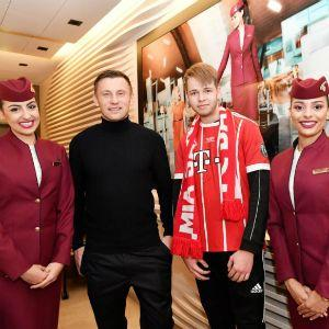 Qatar Airways Is Official Matchday Presenter During FC Bayern München's Exciting 1-0 Victory
