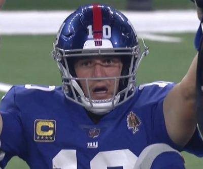 Remembering the Eli Manning Face in all its glory