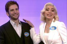 'SNL': Melissa Villasenor Reprises Lady Gaga Role on 'Celebrity Family Feud: Oscar Nominees'
