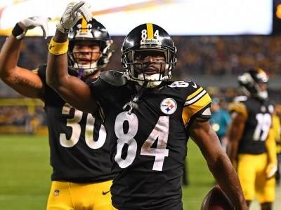 Week 10 NFL picks against spread: Steelers stymie Panthers, Bears edge Lions