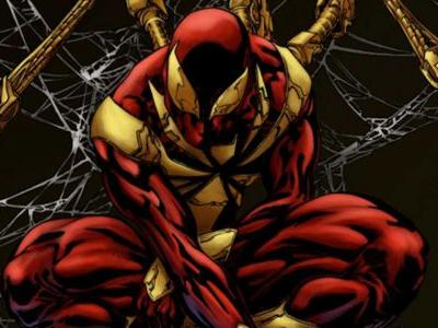 Avengers: Infinity War May Have Comic Accurate Iron Spider Suit