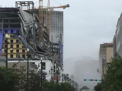 Remains recovered months after Hard Rock Hotel collapse in New Orleans