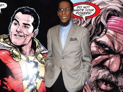 DC's Shazam! Lines Up This Is Us Actor to Play The Wizard
