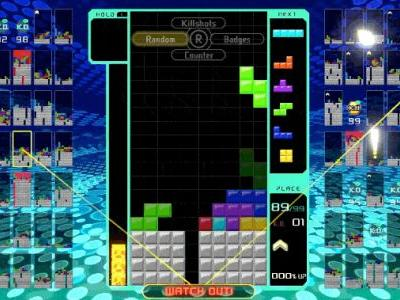 Nintendo is releasing a free battle royale version of Tetris