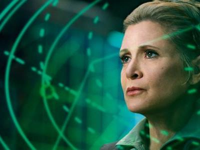 Snoke Does Not Meet General Leia In Star Wars 8