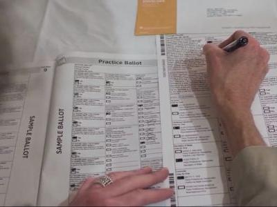 Iowa's Record Mail-in Ballot Numbers Facing Some Republican Criticism