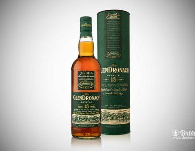 GlenDronach's Revival of the Revival in the Forgue Valley