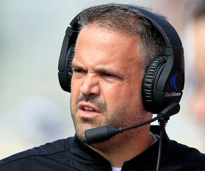 Matt Rhule could be on Jets' interview docket during Texas trip