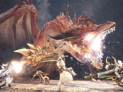 Monster Hunter World: Iceborne - Safi'jiiva Siege Quest Now Live