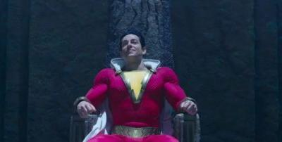 'Shazam!' Deleted Scene Teases the Appearance of Black Adam