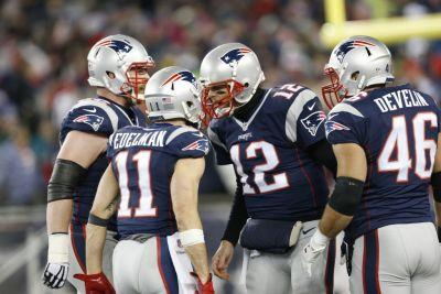 Patriots seeking offensive improvement heading into AFC Championship Game