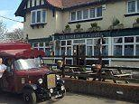 Review of the Horseshoe & Castle in Kent